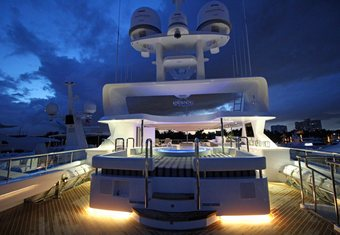 King Baby yacht charter lifestyle