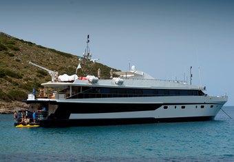 Harmony G yacht charter lifestyle
