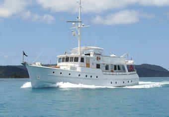 Bali Hai II  yacht charter lifestyle