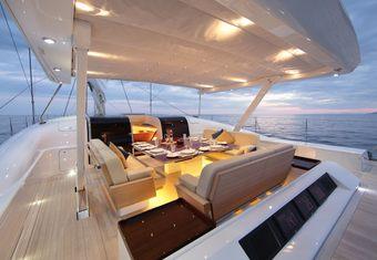 Mirasol yacht charter lifestyle