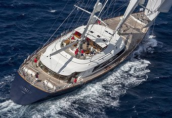 Jasali II yacht charter lifestyle