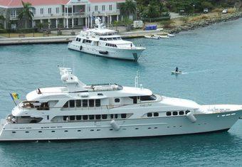 Grand Illusion yacht charter lifestyle