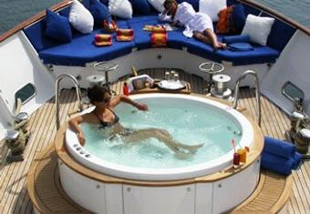 Ava yacht charter lifestyle