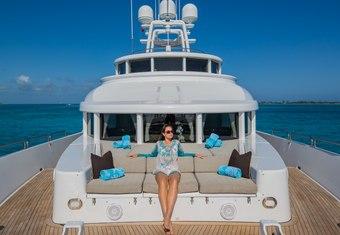 Starship yacht charter lifestyle