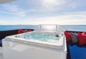 At Last yacht charter lifestyle
