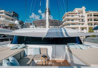 Gyrfalcon yacht charter lifestyle