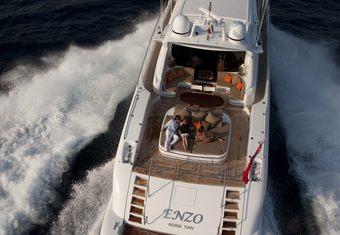 Enzo yacht charter lifestyle