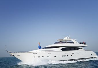 Xclusive XVI yacht charter lifestyle