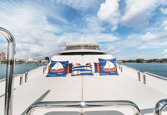 Our Heritage yacht charter lifestyle