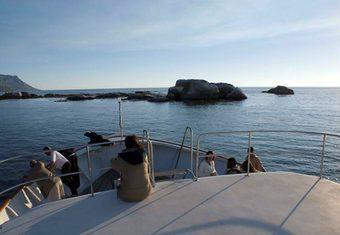 Jackie O yacht charter lifestyle