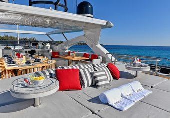 Emoji yacht charter lifestyle