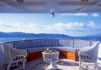 Aurora yacht charter lifestyle
