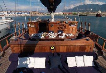 Myra yacht charter lifestyle