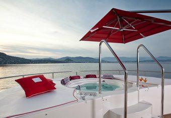 Emotion 2 yacht charter lifestyle