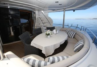 Baby I yacht charter lifestyle