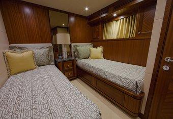 Phantom yacht charter lifestyle