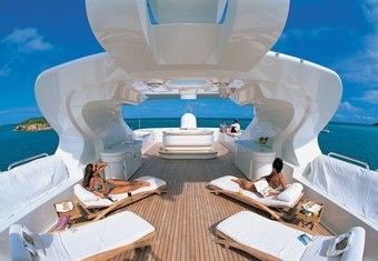 Marla yacht charter lifestyle