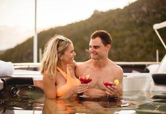 De Lisle III yacht charter lifestyle