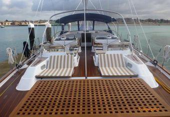 Midnight yacht charter lifestyle