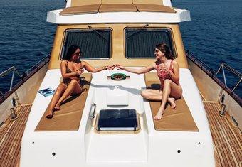 Blanka yacht charter lifestyle