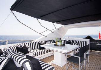 Regina K yacht charter lifestyle