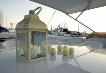 Thirty Love yacht charter lifestyle