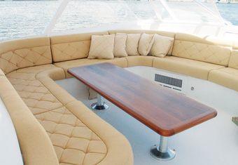 Sullivan Bay yacht charter lifestyle