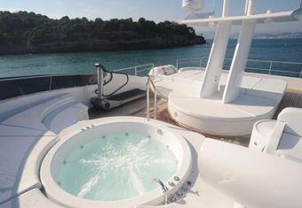 Michka V yacht charter lifestyle