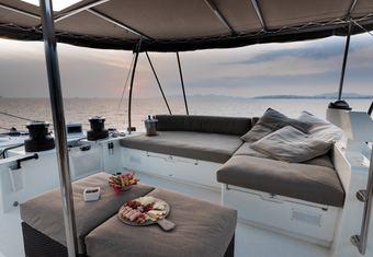 Selene yacht charter lifestyle