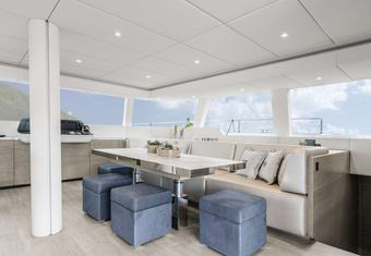 Feel the Blue yacht charter lifestyle