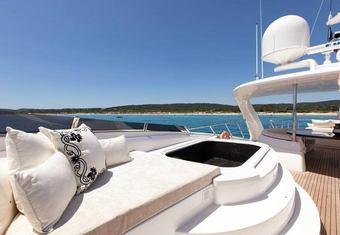 Whispering Angel yacht charter lifestyle