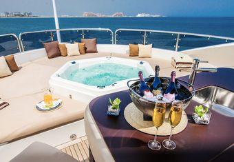 Iman yacht charter lifestyle