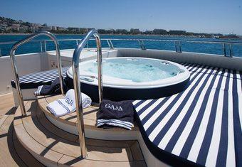 Gaja yacht charter lifestyle