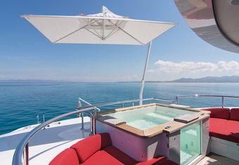 My Eden yacht charter lifestyle