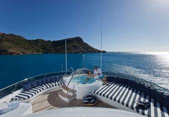 Diamond yacht charter lifestyle