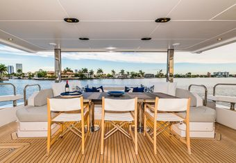 Majestic Moments yacht charter lifestyle