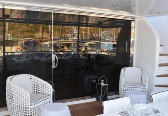 Nimir yacht charter lifestyle