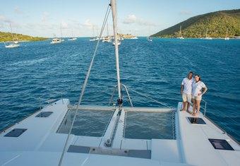 Lotus yacht charter lifestyle