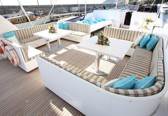Hemilea yacht charter lifestyle