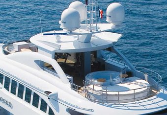 Sirocco yacht charter lifestyle