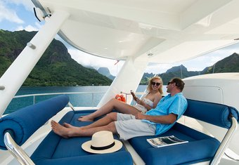Ultimate Lady yacht charter lifestyle