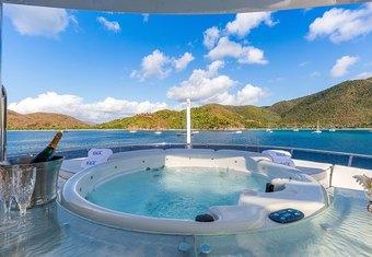 Magic yacht charter lifestyle