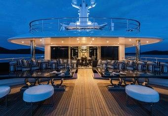 Secret yacht charter lifestyle