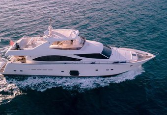 Felina yacht charter lifestyle