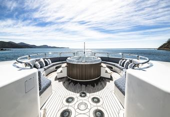 Spirit yacht charter lifestyle