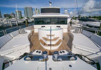 Sans Souci V yacht charter lifestyle