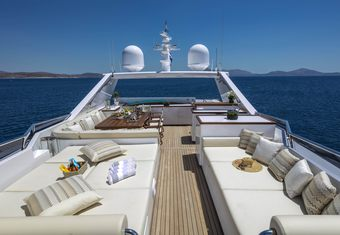 Alexia AV yacht charter lifestyle