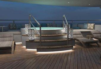 Elite yacht charter lifestyle