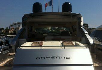 Cayenne yacht charter lifestyle
