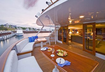 Trilogy yacht charter lifestyle